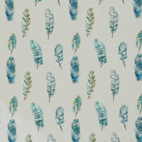 Ashley Wilde New Forest Fabrics Chalfont Fabric - Spa - CHALFONTSPA