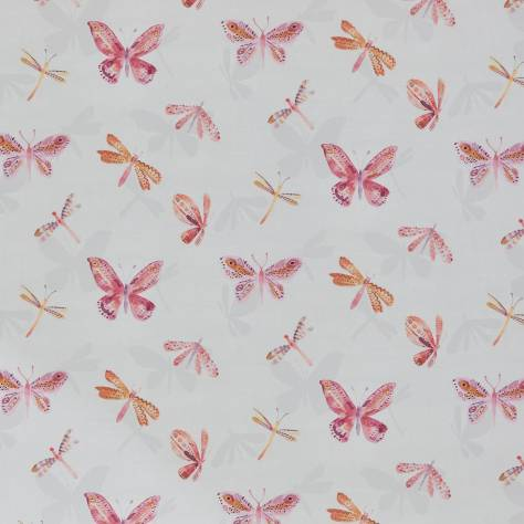 Ashley Wilde New Forest Fabrics Marlowe Fabric - Autumn - MARLOWEAUTUMN