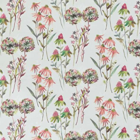 Ashley Wilde New Forest Fabrics Rivington Fabric - Fuchsia - RIVINGTONFUCHSIA - Image 1