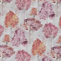 Rosewood Fabric - Berry