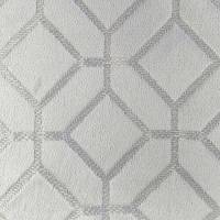 Lanark Fabric - Platinum