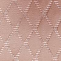 Argyle Fabric - Blush