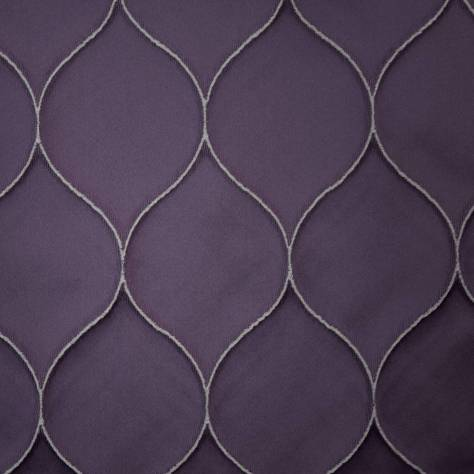 Ashley Wilde Essential Weaves Volume 2 Fabrics Bazely Fabric - Amethyst - BAZELYAMETHYST