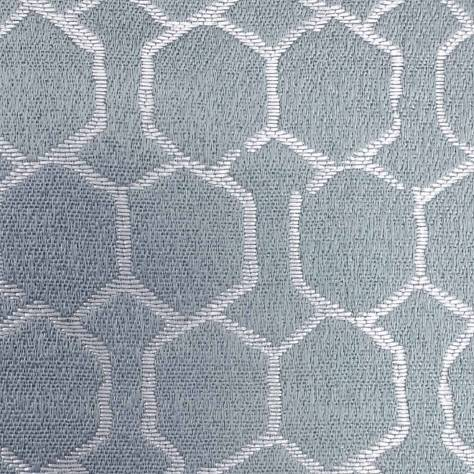 Ashley Wilde Essential Weaves Volume 2 Fabrics Digby Fabric - Ice - DIGBYICE