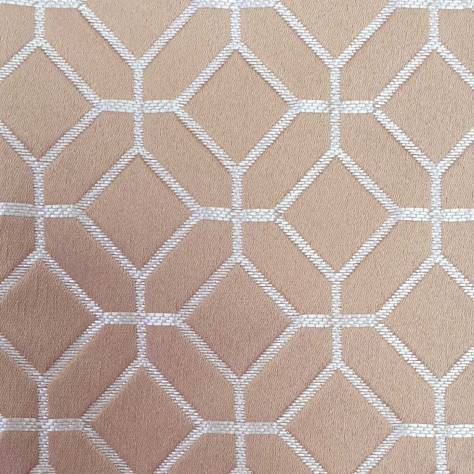Ashley Wilde Essential Weaves Volume 2 Fabrics Lanark Fabric - Rose Gold - LANARKROSEGOLD