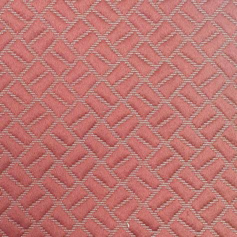 Ashley Wilde Essential Weaves Volume 2 Fabrics Moreton Fabric - Coral - MORETONCORAL