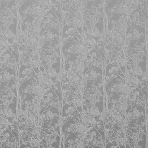 Ashley Wilde Juniper Fabrics Acacia Fabric - Pewter - ACACIAPEWTER