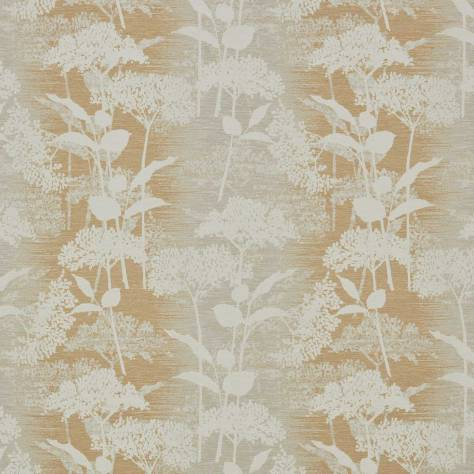 Ashley Wilde Juniper Fabrics Lantana Fabric - Ochre - LANTANAOCHRE
