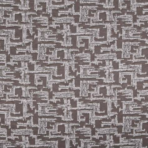 Ashley Wilde Juniper Fabrics Phlox Fabric - Vole - PHLOXVOLE