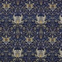 Avington Fabric - Indigo