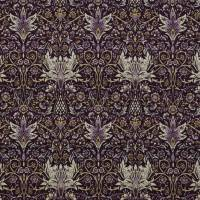 Avington Fabric - Plum