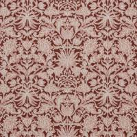 Riverhill Fabric - Claret