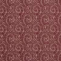 Willow Fabric - Claret