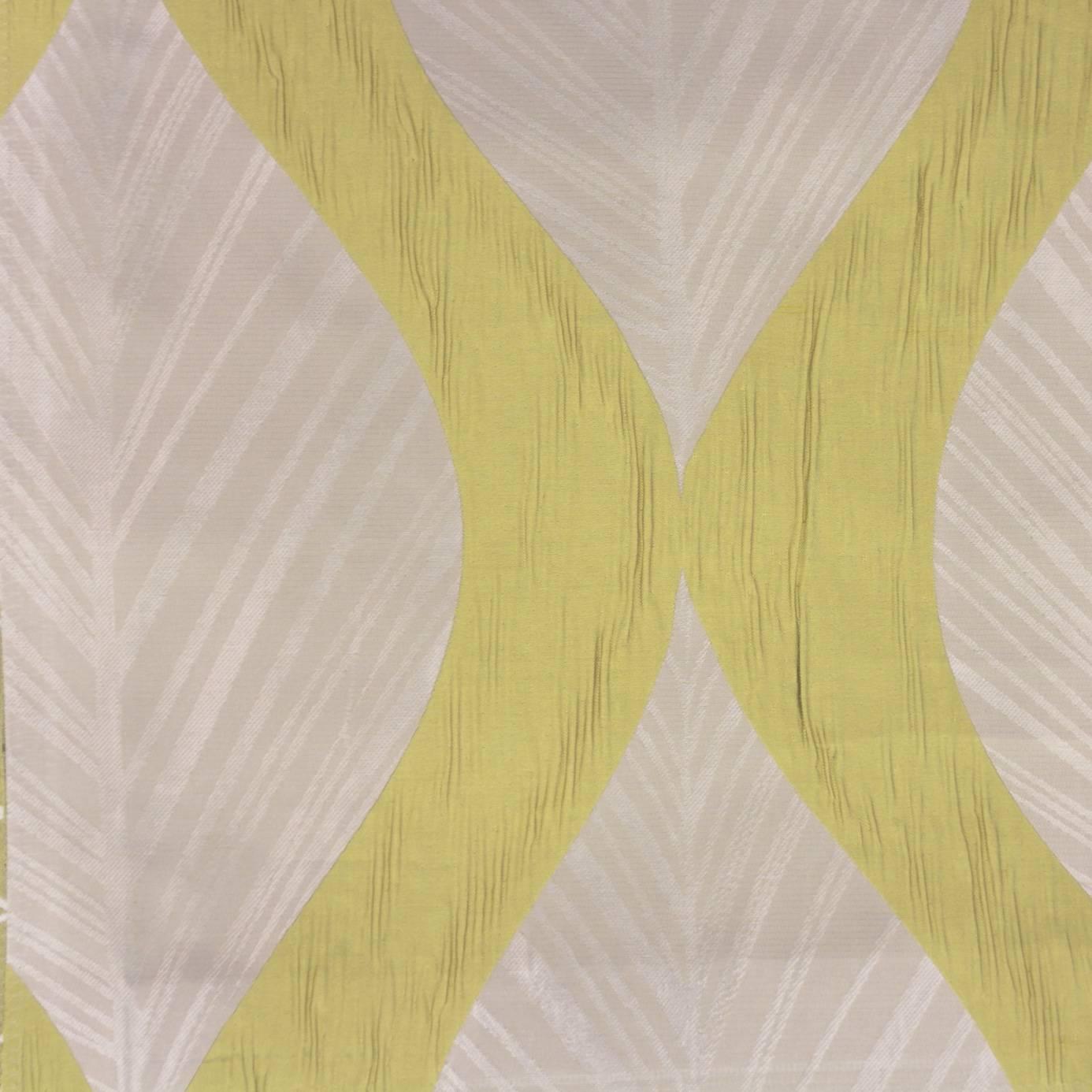 Botinia Fabric  Wasabi (BOTINIAWASABI)  Ashley Wilde Botinia Fabrics Collec # Wasbak Fabriek_155207