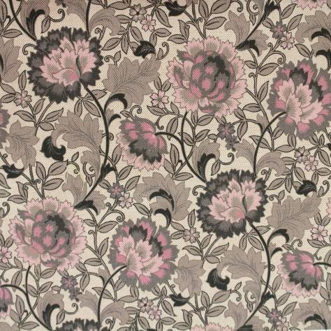 Chess Elm House Fabric Collection Rosetti Fabric - Dusky Pink - K1361 - Image 1