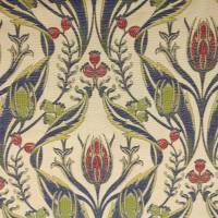 Merton Fabric - Thistle Blue