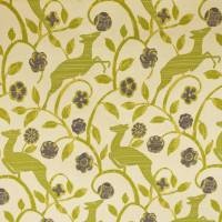 Daino Fabric - Thistle Blue