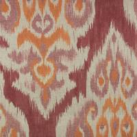 Ankara Fabric - Persian Red