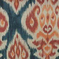Ankara Fabric - Terracotta