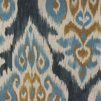 Ankara Fabric - Aegean Blue