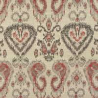 Konya Fabric - Persian Red