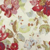 Florence Fabric - Red