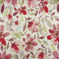 Lucca Fabric - Red