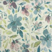 Lucca Fabric - Teal