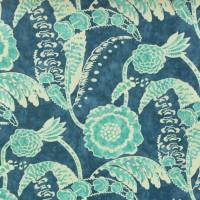 Flynn Fabric - Blue