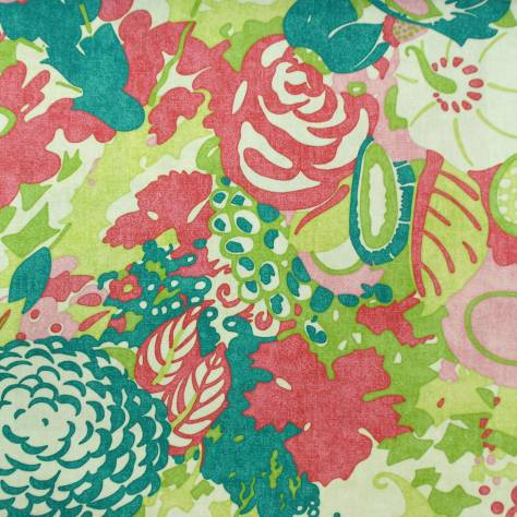 Chess Swing Time Fabrics Harlow Fabric - Bright - ME1015 - Image 1