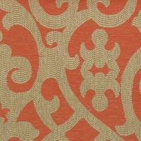 Marrakech Fabric - Coral
