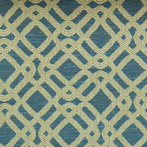 Chess Berber Fabrics Fez Fabric - Marine - RE1009
