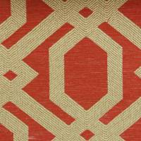 Luxor Fabric - Ruby