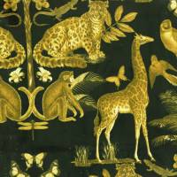 Whipsnade Fabric - Gold