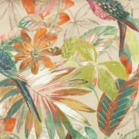 Aviary Fabric - Blush