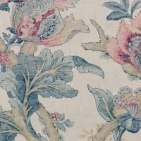 Cheverny Fabric - Rouge