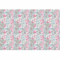 Thea Fabric - Rose