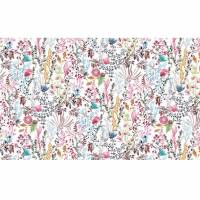 Freya Fabric - Rose