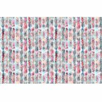 Mirage Fabric - Pink Coral