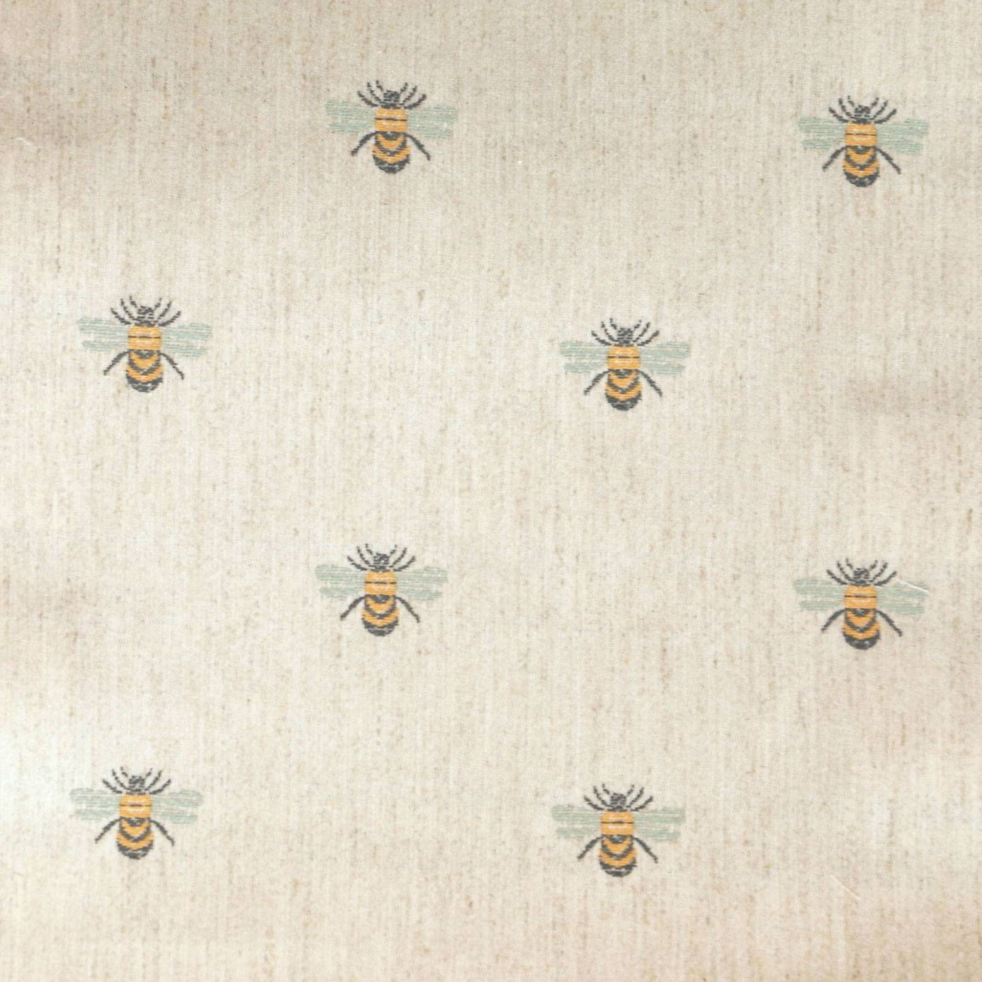 Curtains in bee fabric gold s1007 chess animal charm fabrics collection