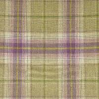 Balmoral Fabric - Cassis