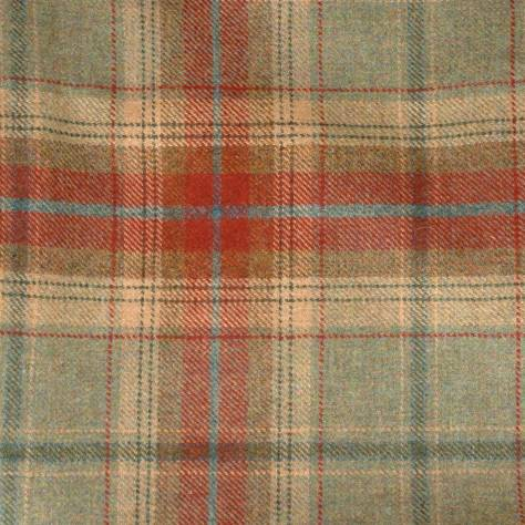 Balmoral Fabric Jalapeno N1000 Chess Highland Wool