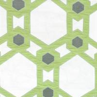 Claremont Fabric - Lime