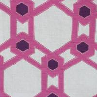 Claremont Fabric - Orchid