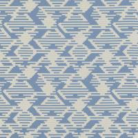 Toubou Fabric - Delft