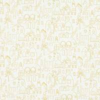Teeny Santorini Fabric - Sand
