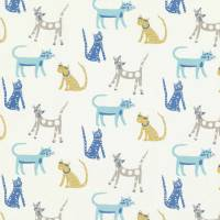 Pretty Kitty Fabric