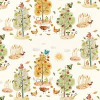 Apples and Pears Fabric