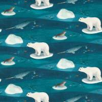 Arctic Antics Fabric