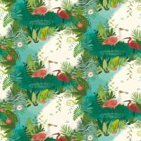 Amazon River Fabric